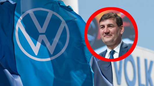 VW-Personalvorstand Gunnar Kilian hat Gerüchten jetzt ein Ende gesetzt. (Montage)