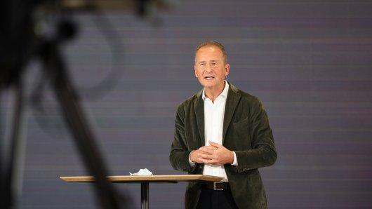 VW-Boss Herbert Diess hat einer Marke in einem Punkt eine klare Absage erteilt.