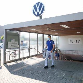 Haben die Raucher bei VW bald nichts mehr zu Lachen? (Symbolbild)