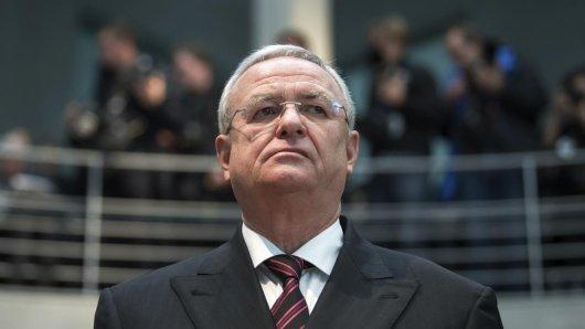 Ex-VW-Chef Martin Winterkorn. (Archivbild)