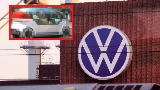 VW stellt ein außergewöhnliches Gefährt vor. Ist das die Zukunft?