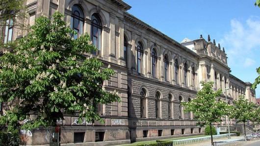 Das Altgebäude der TU Braunschweig (Archivbild).