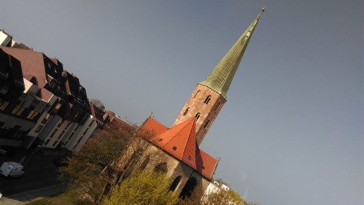 Die Sankt Petri Kirche in Braunschweig. (Archivbild)