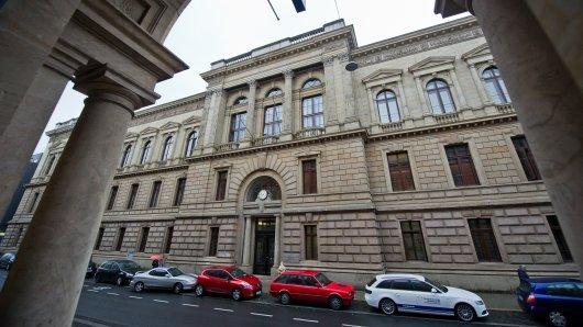 Das Landgericht Braunschweig.