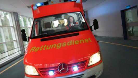 Zwei Verletzte in Nordsteimke (Symbolbild).