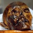 Die Mumie des Ötzi.