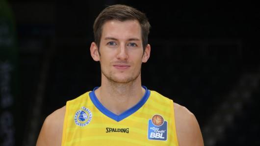 Löwen-Kapitän Tim Schwartz hört auf mit Basketball.
