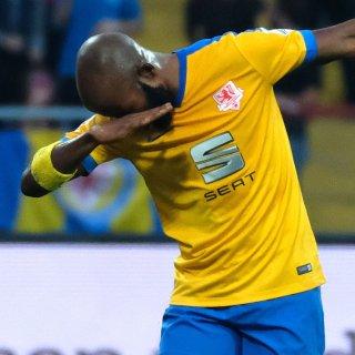 Eintrachts Domi Kumbela. (Archivbild)