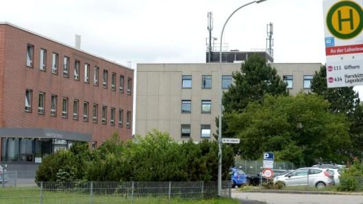 Die Firma Eckert & Ziegler liegt in der Nähe eines Wohngebietes.