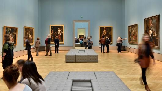 Das  Herzog Anton Ulrich-Museum beherbergt als eines der ältesten und bedeutendsten Kunstmuseen in Deutschland viele namhafte barocke Meister.