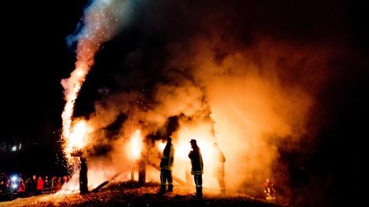 Ob es in diesem Jahr ein Osterfeuer in Gifhorn gibt, ist unklar. (Symbolbild)