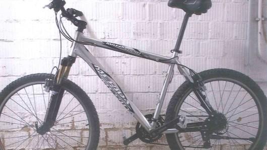 Wem gehört dieses Merida-Fahrrad?