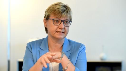 Kultusministerin Frauke Heiligenstadt (Archivbild).