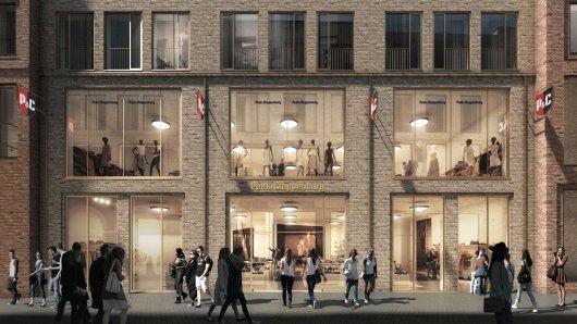 P&C sichert sich eine Neubaufläche in der Top-Lage der Burggasse.