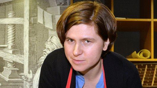 Die Schriftstellerin Judith Schalansky räumt den Wilhelm Raabe-Literaturpreis ab (Archivbild).