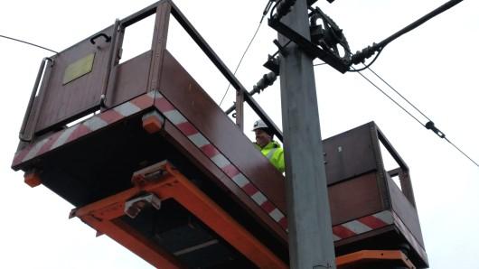 Die Braunschweiger Verkehrs-GmbH will die Reparatur im Laufe des Sonntagnachmittag beendet haben.