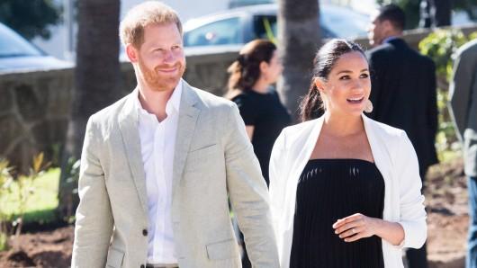Prinz Harry und Herzogin Meghan richten sich derzeit ein - und ein Unternehmen aus Braunschweig mischt mit.