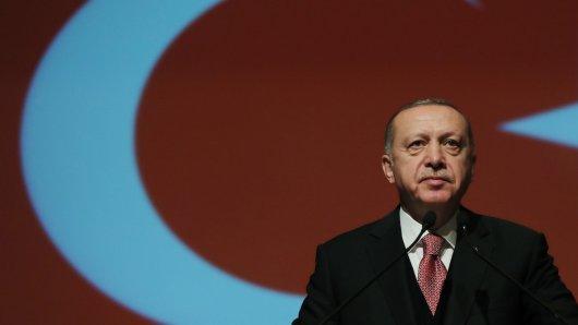 Hüseyin M. aus Braunschweig soll den türkischen Präsidenten Erdogan (Foto) beleidigt haben. Jetzt ist in Ankara ein Urteil gefallen.