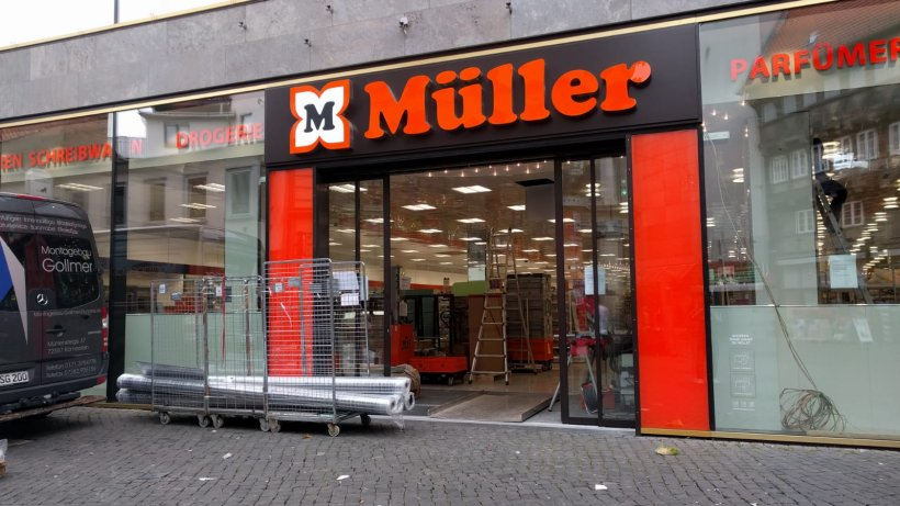 Müller Drogerie Wolfsburg