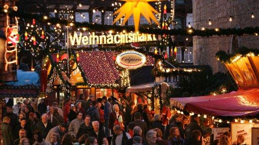 Der Braunschweiger Weihnachtsmarkt öffnet am 27. November seine Pforten.