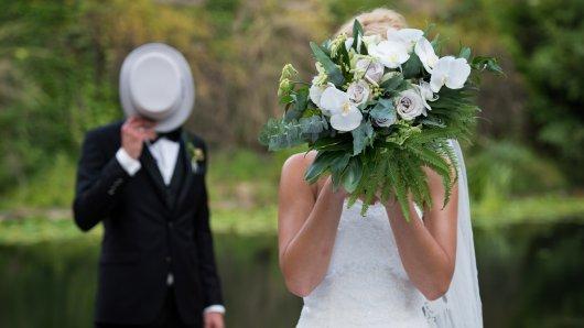 """""""Hochzeit auf den ersten Blick"""" läuft immer sonntags in Sat.1."""