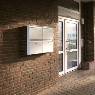 Braunschweig: Vor seiner Haustür macht eine Mann eine sehr bedrohliche Entdeckung (Symbolbild).