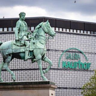 Galeria Karstadt Kaufhof ist auch in Braunschweig und Goslar vertreten. Aber, wie lange noch? (Archivbild)