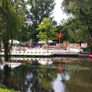 Die Okercabana gehört seit vielen Jahren zu den angesagtesten Freizeitadressen in Braunschweig.
