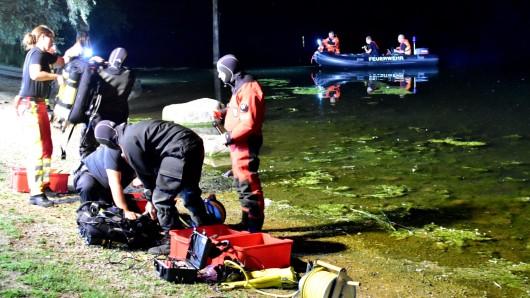 Für einen Mann kam in Braunschweig jede Hilfe zu spät. Er ertrank im Ölper See.