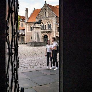 Die Stadt Braunschweig zeigt erneut einzigartige Bilder. (Symbolbild)