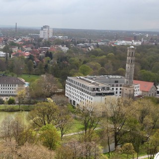Das Steigernberger Parkhotel in Braunschweig hat einen neuen Direktor. Seine Prognosen für das Hotelgewerbe sind düster. (Archivbild)