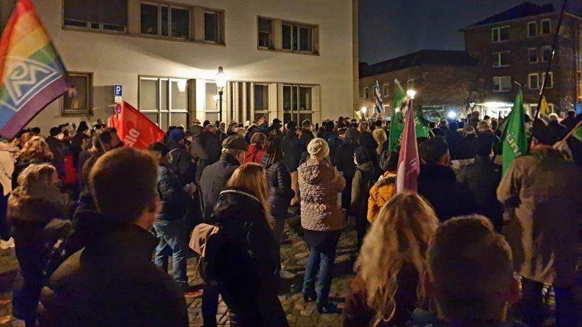 Braunschweig setzt deutliches Zeichen gegen Hass und Rassismus