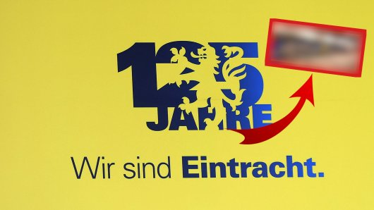 Eintracht Braunschweif feiert am Dienstag sein 125. Vereinsbestehen. Die Fans können virtuell mitfeiern. Manche Aktionen gehen aber zu weit...
