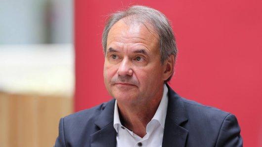 Braunschweigs Oberbürgermeister Ulrich Markurth tritt überraschenderweise nicht erneut zur Wahl an. Das hat persönliche Gründe.