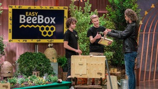 Die Bienenbox begeistert Investor Nils Glagau.