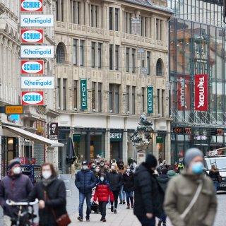 Der Einzelhandel bleibt in Braunschweig bis auf weiteres geschossen. (Archivbild)