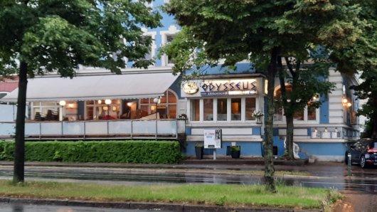 """Das Restaurant """"Odysseus"""" in Braunschweig hat für immer geschlossen."""