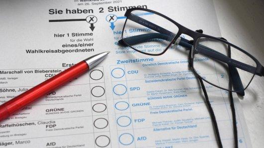 Bundestagswahl in Salzgitter und Wolfenbüttel : Am Sonntag halten wir dich im Newsblog auf dem Laufenden. (Symbolbild)
