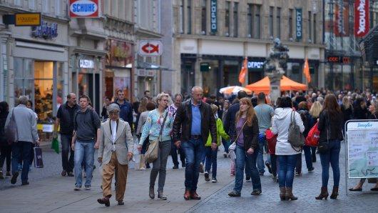 Das nächste Traditionsgeschäft verschwindet aus der Braunschweiger Innenstadt. (Archivbild)