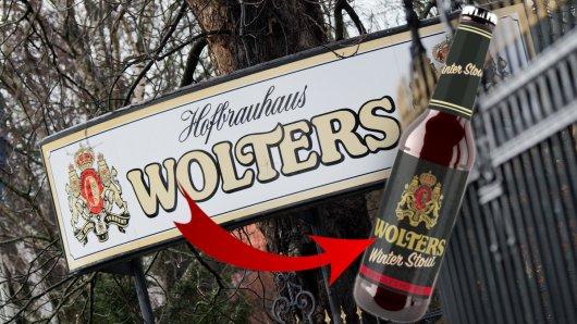 Das Hofbrauhaus Wolters bringt für die Wintermonate ein spezielles Bier auf den Markt.