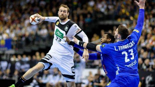 Deutschland - Frankreich bei der Handball WM 2019: Hier gibt's alle Infos!