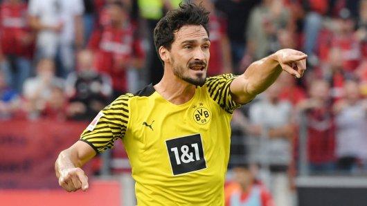 BVB-Star Mats Hummels kommt aus dem Schwärmen nicht mehr heraus.