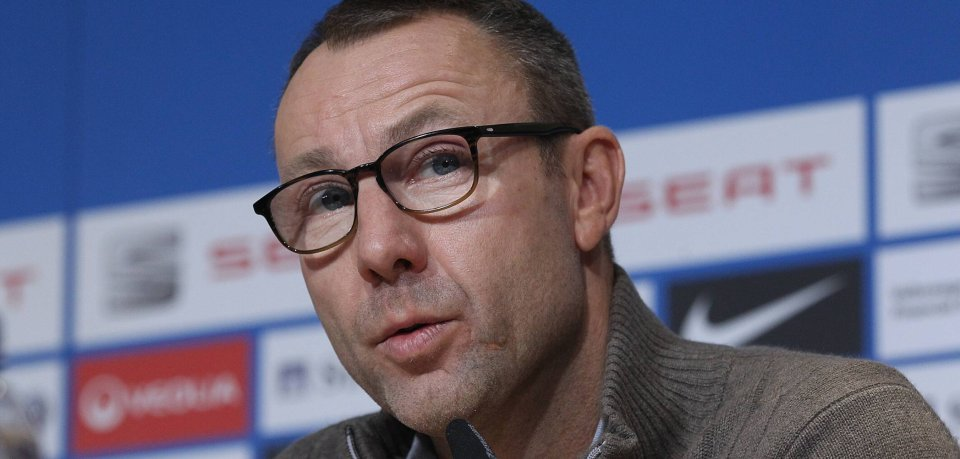Geschäftsführer Soeren Oliver Voigt verlässt Eintracht Braunschweig. (Archivfoto)