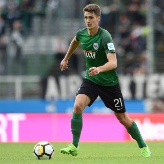 Danilo Wiebe kickte zuletzt in Münster - jetzt darf er bei Eintracht Braunschweig vorspielen.