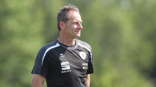 Frank Eulberg wird neuer Co-Trainer von Eintracht Braunschweig.