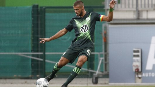 Hier noch für den VfL Wolfsburg am Ball: Robin Ziegele hat bei Eintracht Braunschweig unterschrieben.