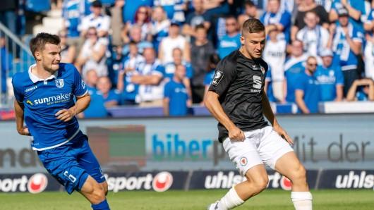 Neuzugang Martin Kobylanski schoss beim Saison-Auftakt in Magdeburg drei Tore.