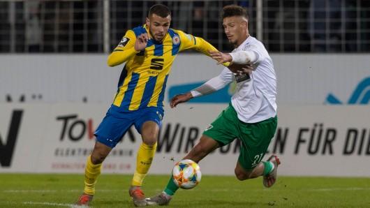 Münster - Eintracht Braunschweig heißt es am 15. Spieltag in der 3. Liga.