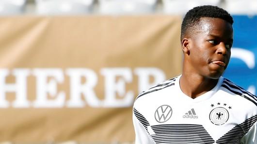 Alfons Amade wird Eintracht Braunschweig erstmal fehlen.