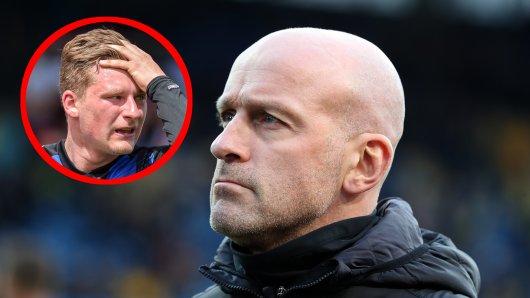 Eintracht Braunschweig hat offenbar ein Auge auf Marlon Ritter geworfen.